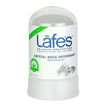 Desodorante Cristal Mini Stick Lafe´s 63g