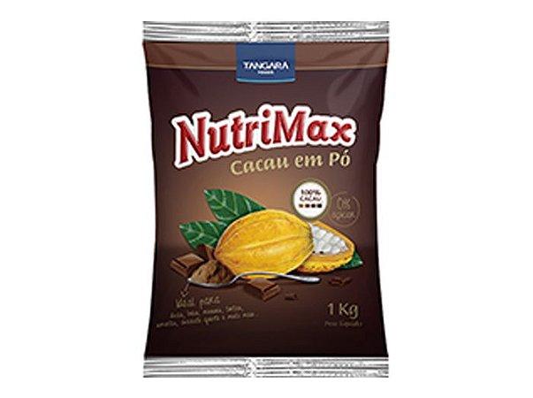 CHOCOLATE / CACAU NUTRIMAX TANGARÁ