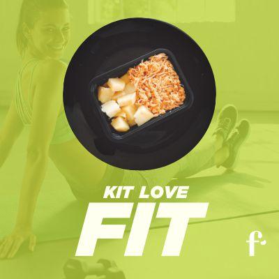 Kit Lovefit - 16 pratos (200g)