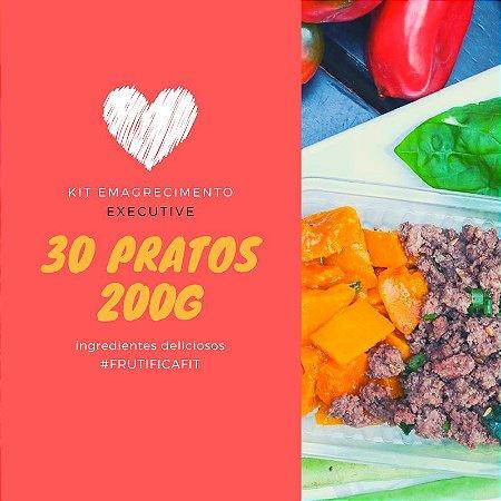 Kit Executive - 30 pratos (200g a 300g)