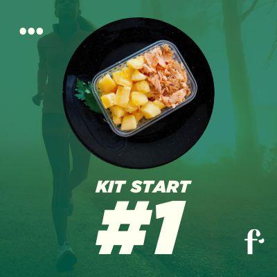Kit Start 1 - 07 pratos (Fitness)