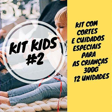 KIDS- 12 pratos (Cortes especiais)