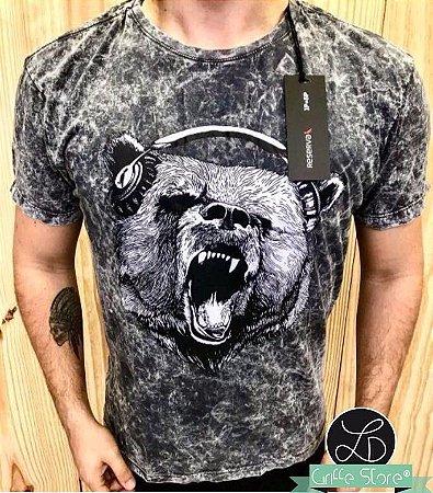 Camiseta Original Cinza Urso