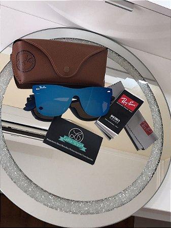 Óculos de Sol Ray Ban Justin Blaze Azul  RB 3278