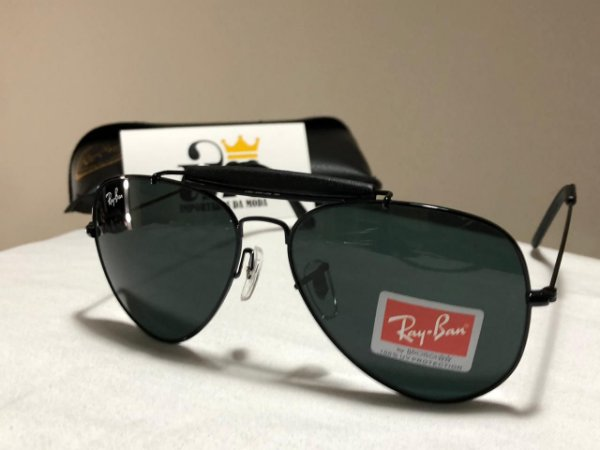 7bc5ac9347c64 Ray-Ban Craft RB3422 Óculos de Sol - Importados da Moda - Importados ...
