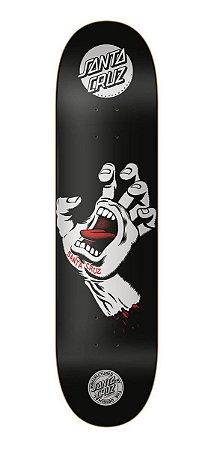 Shape Santa Cruz 8.0 Powerlyte Screaming Hand Black 58021