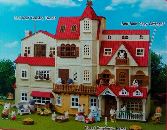 Kit  de Casas Sylvanian Families Epoch