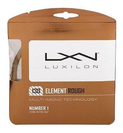 Corda Luxilon Element Rough 16l 1.30mm Cobre  Wilson