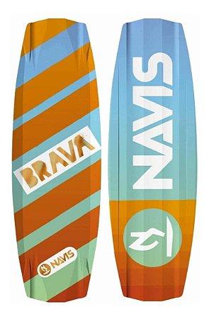 Prancha De Wakeboard Brava 142 Navis
