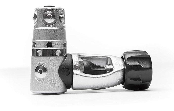 Regulador De Mergulho Rx-01 - 1º Estágio Balanceado