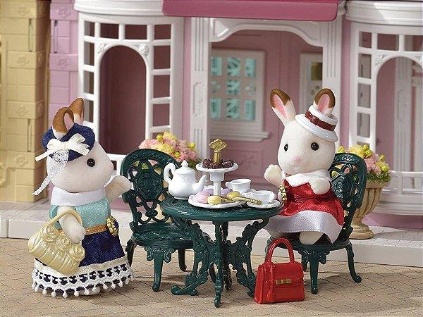 Sylvanian Families Conjunto Hora Do Chá E Sobremesa  6012