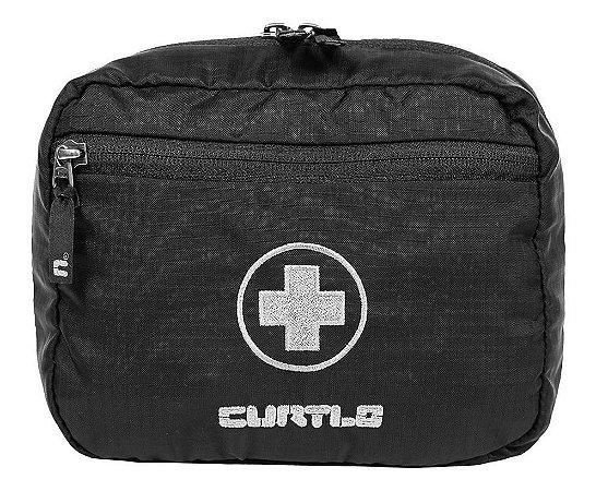 Estojo Para Primeiros Socorros Kit Ps M - Curtlo Preta