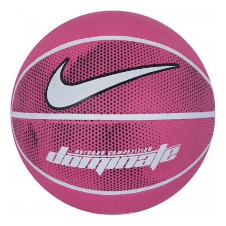 Bola De Basquete Nike Dominate 8p Tamanho 6 - Pink