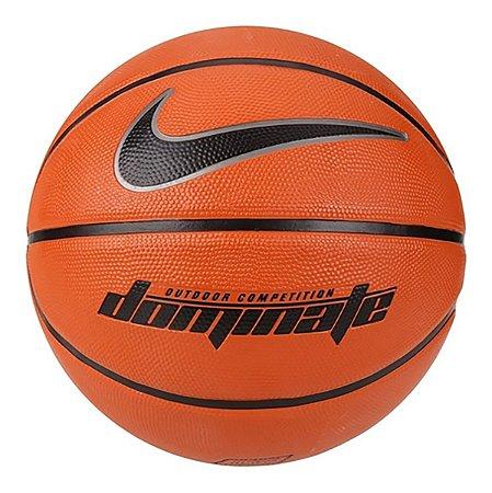 Bola De Basquete Nike Dominate 8p Tam 7 - Laranja