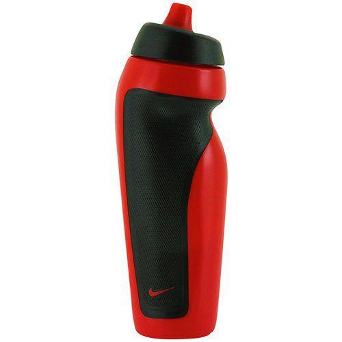 Garrafa Nike Sport Water Bottle Vermelha e Preta
