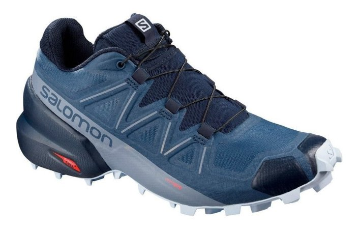 Tênis Salomon Speedcross 5 Azul/cinza Feminino