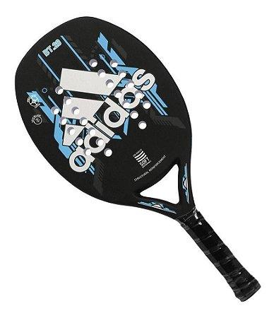 Raquete De Beach Tennis adidas Bt 2.0 Preta E Azul