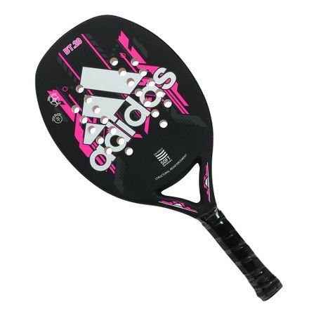 Raquete De Beach Tennis adidas Bt 2.0 Preta E Rosa