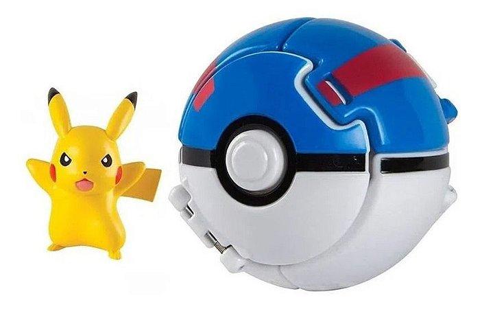 Pikachu Pokebola Sunny - Sunny 001962