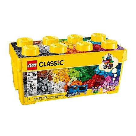 Caixa Média Lego Classic Peças Criativas 10696