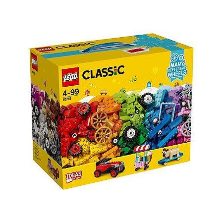 LEGO Classic Peças sobre Rodas 10715