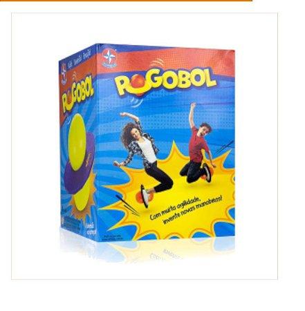 Pogobol Roxo/Amarelo - Estrela