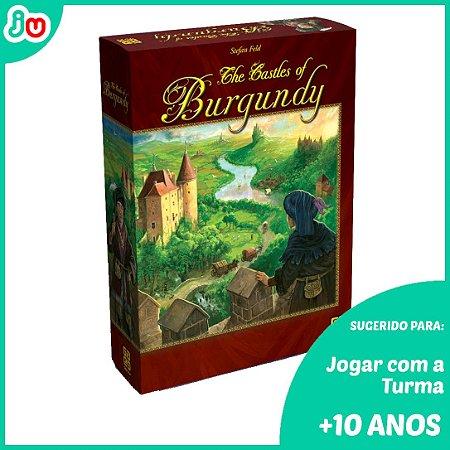 Jogo The Castles of Burgundy - Boardgame - Grow Tabuleiro