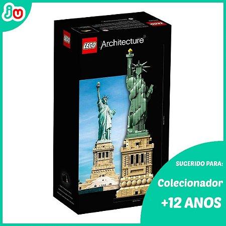 Lego Architecture 21042 Arquitetura Estátua da Liberdade