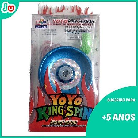 Io Io Alumínio King Spin