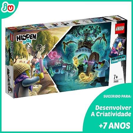 Lego Hidden Side 70420 Cemitério Mistério 335pcs