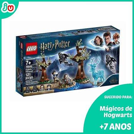 Lego Harry Potter 75945 - Expecto Patronum 121pcs