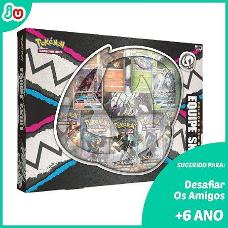 Pokémon Box Equipe Skull