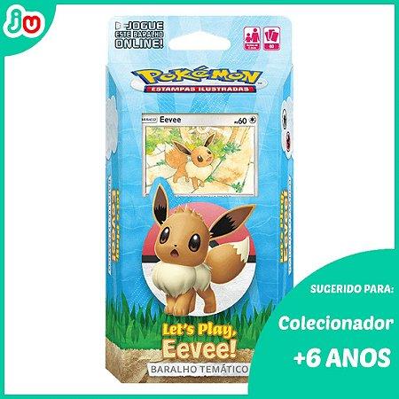Pokemon Deck Let's Play Eevee!