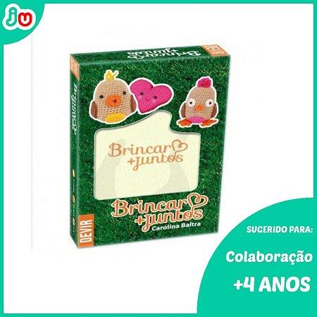 Jogo Colaborativo Brincar + Juntos Devir