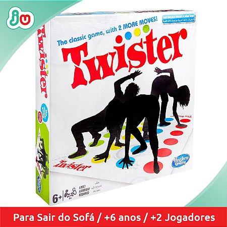 Jogo Twister Clássico Hasbro