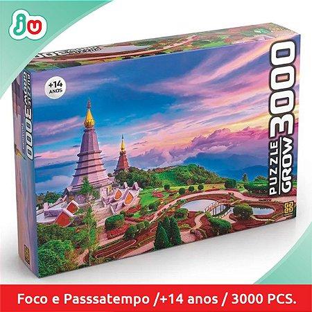 Quebra Cabeça P3000 Tailândia Grow Puzzle