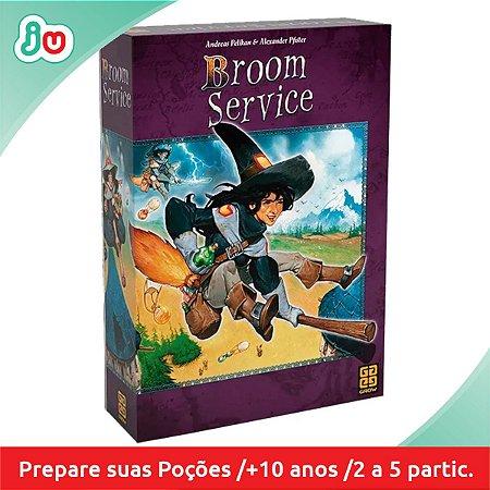 Jogo Boardgame Broom Service - Grow