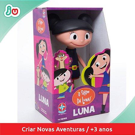 Boneca Vinil O Show da Luna Estrela