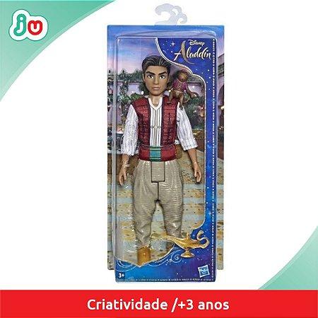 Boneco Aladdin Disney E5446 Hasbro