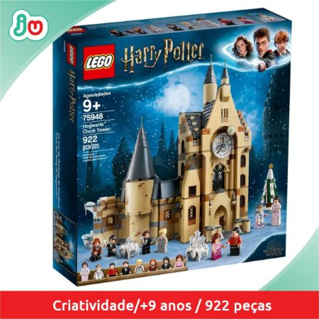 Lego Harry Potter 75948 A Torre do Relógio de Hogwarts