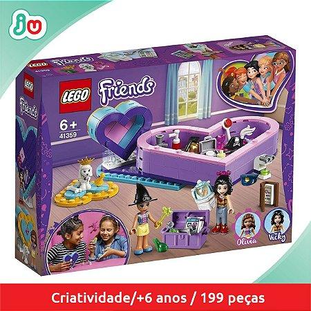 Lego Friends 41359 Pack Amizade Caixa Coração