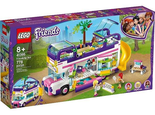 Lego Friends 41395 Ônibus Da Amizade