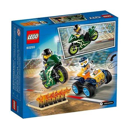 Lego City 60255 Equipe de Acrobacias 62 Peças