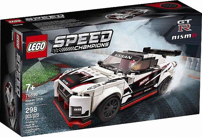 76896 Lego Speed Champions - Nissan Gt-r Nismo