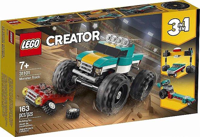31101 Lego Creator - Caminhão Gigante