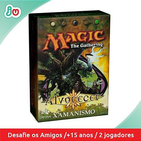 Magic The Gattering Alvorecer Deck Pré Construído Xamanismo