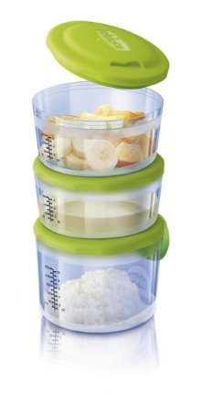 Recipiente De Comida Chicco Easy Meal System