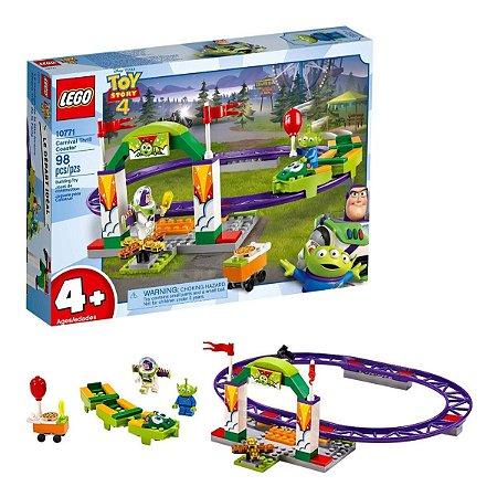 Lego Toy Story 4 10771 Montanha Russa De Emoçoes De Carnaval