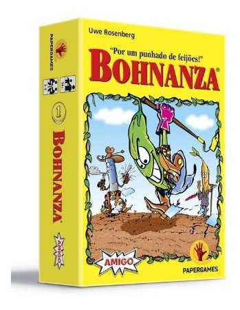 Bohnanza - Papergames Pocket Game