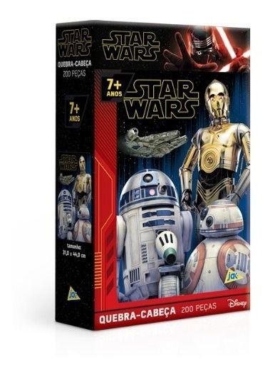 Quebra-cabeça P200 Star Wars Ix  Ascensão Skywalker Toyster